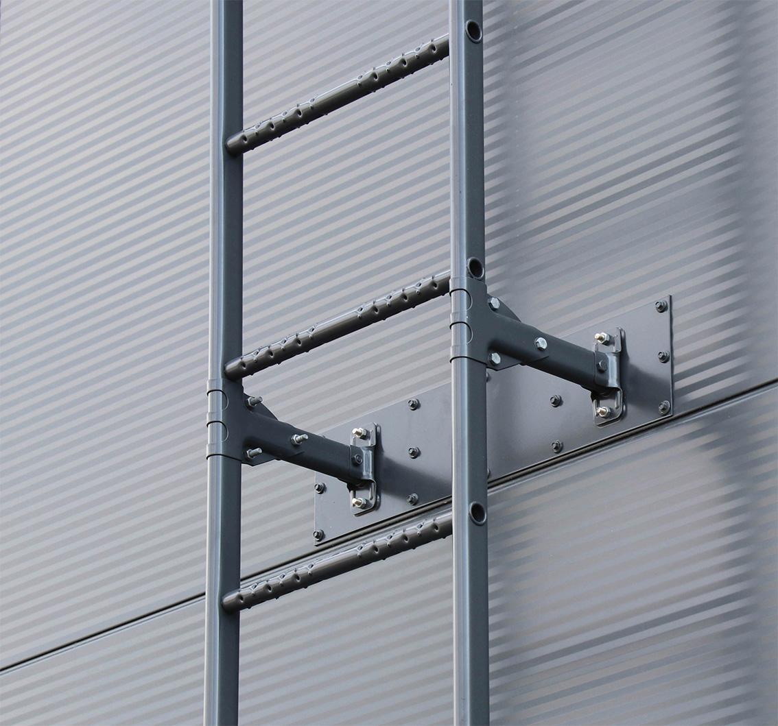 Paneelikiinnikkeiden avulla kiinnität seinätikkaat helposti esim. sandwich paneeleihin